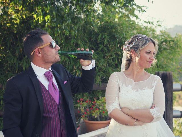 La boda de Álvaro y Montse en Alora, Málaga 29