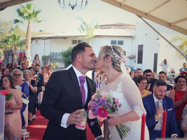 La boda de Álvaro y Montse en Alora, Málaga 31