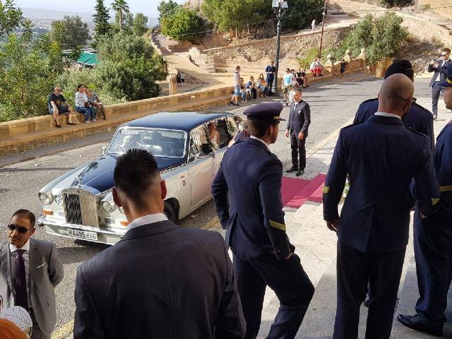 La boda de Jennifer  y Ernesto en Algezares, Murcia 2