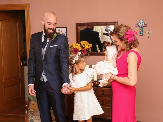 La boda de Gabriel y Jenifer en Granada, Granada 5