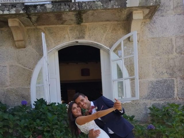 La boda de Toni y Paula en Redondela, Pontevedra 5