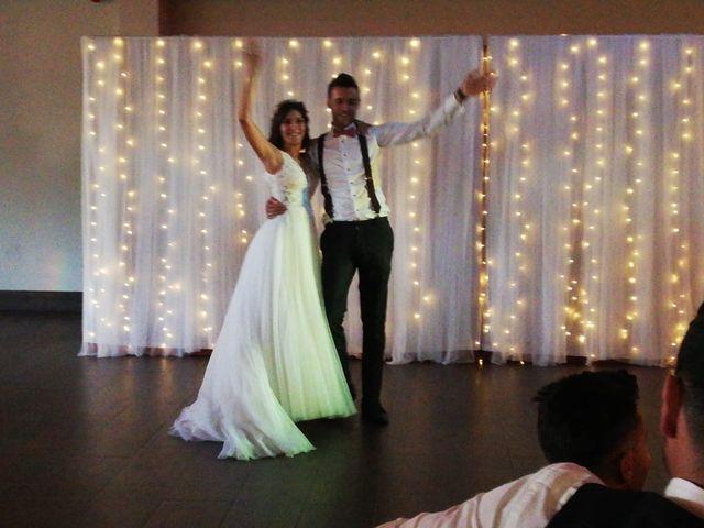 La boda de Toni y Paula en Redondela, Pontevedra 1