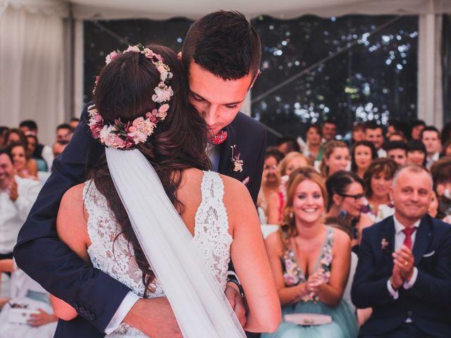 La boda de Toni y Paula en Redondela, Pontevedra 2