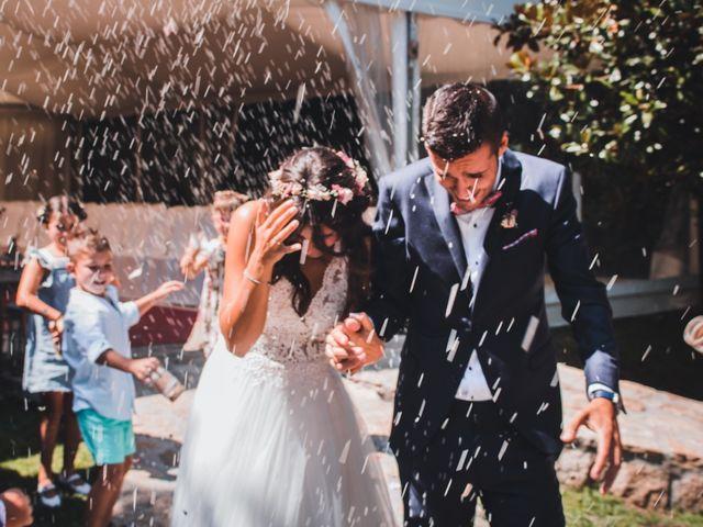 La boda de Paula y Toni