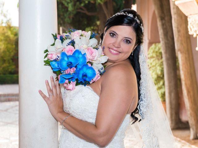 La boda de Daniel  y Yolanda en Málaga, Málaga 9