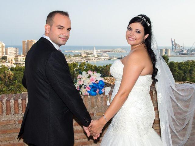 La boda de Daniel  y Yolanda en Málaga, Málaga 11