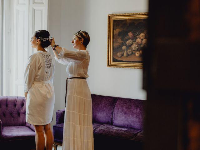 La boda de Javi y Anna en Madrid, Madrid 16