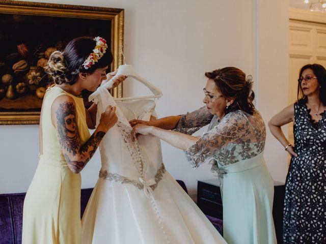 La boda de Javi y Anna en Madrid, Madrid 23
