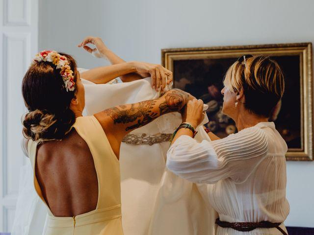 La boda de Javi y Anna en Madrid, Madrid 27