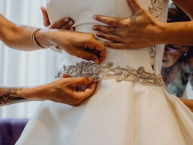 La boda de Javi y Anna en Madrid, Madrid 33
