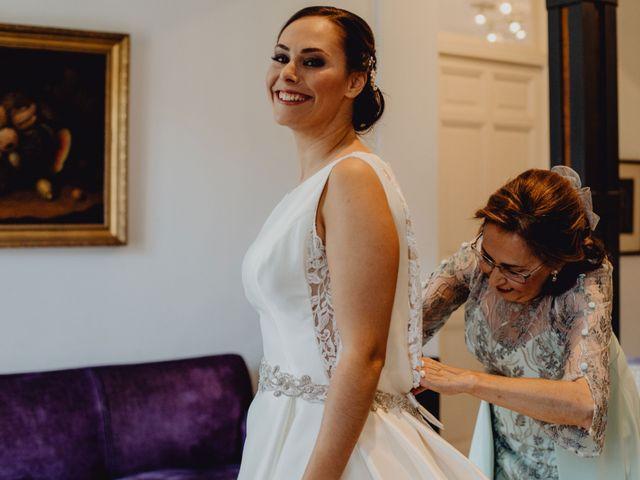 La boda de Javi y Anna en Madrid, Madrid 35