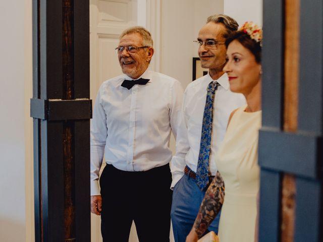 La boda de Javi y Anna en Madrid, Madrid 56
