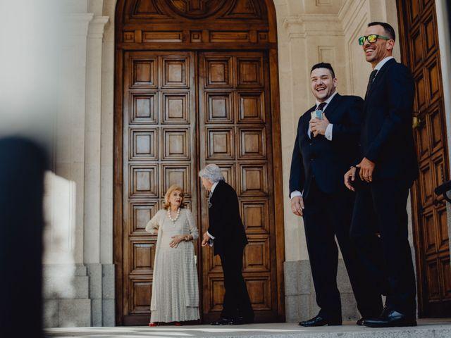 La boda de Javi y Anna en Madrid, Madrid 116