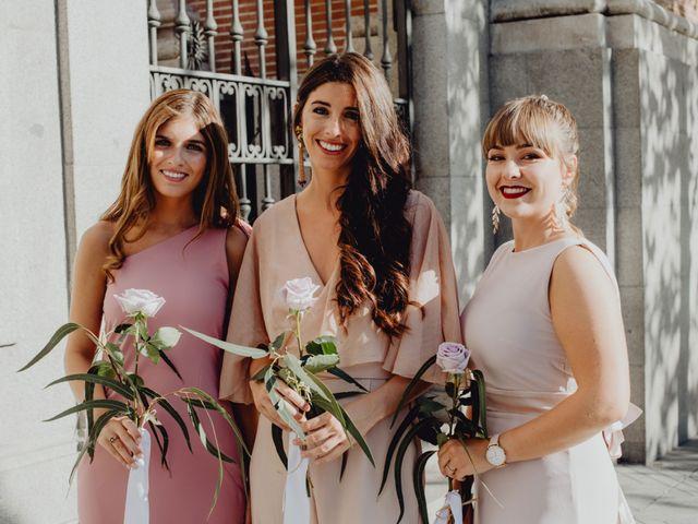 La boda de Javi y Anna en Madrid, Madrid 119