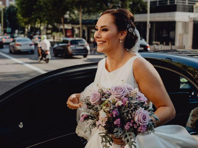 La boda de Javi y Anna en Madrid, Madrid 122