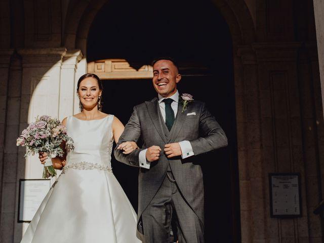 La boda de Javi y Anna en Madrid, Madrid 133