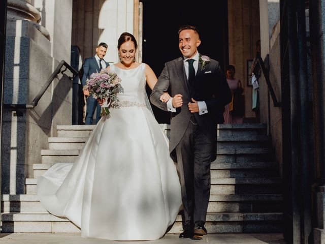 La boda de Javi y Anna en Madrid, Madrid 134