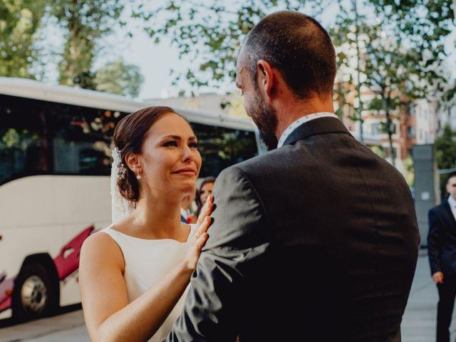 La boda de Javi y Anna en Madrid, Madrid 138