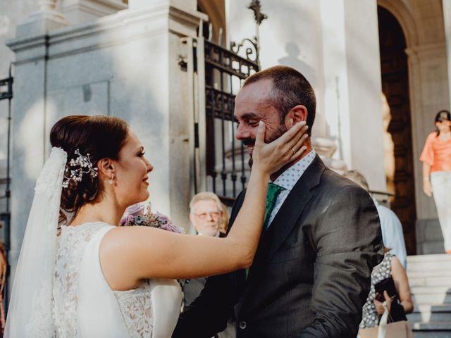 La boda de Javi y Anna en Madrid, Madrid 139