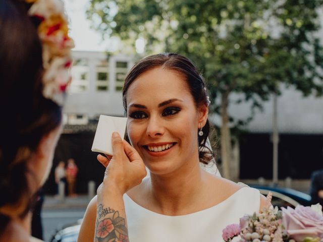La boda de Javi y Anna en Madrid, Madrid 140