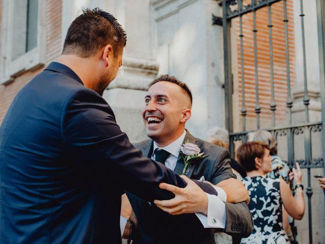 La boda de Javi y Anna en Madrid, Madrid 151