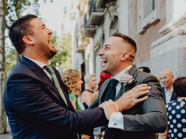 La boda de Javi y Anna en Madrid, Madrid 152