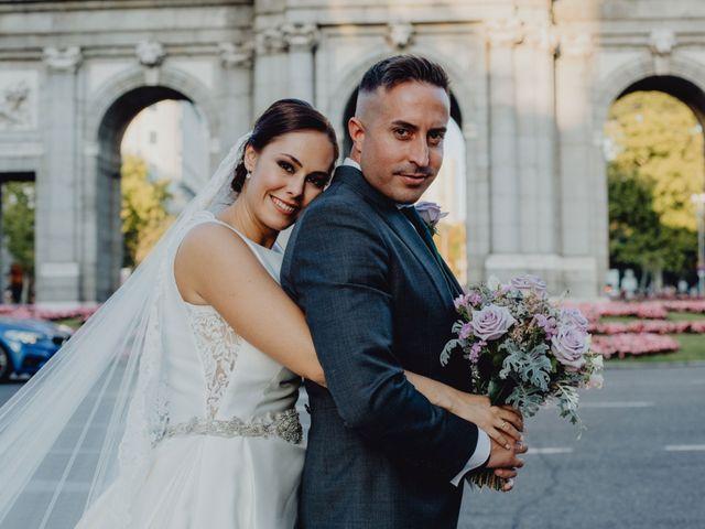 La boda de Javi y Anna en Madrid, Madrid 157