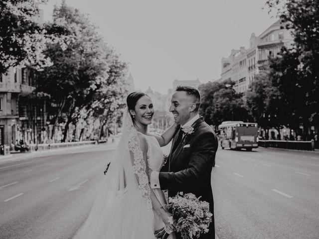 La boda de Javi y Anna en Madrid, Madrid 158