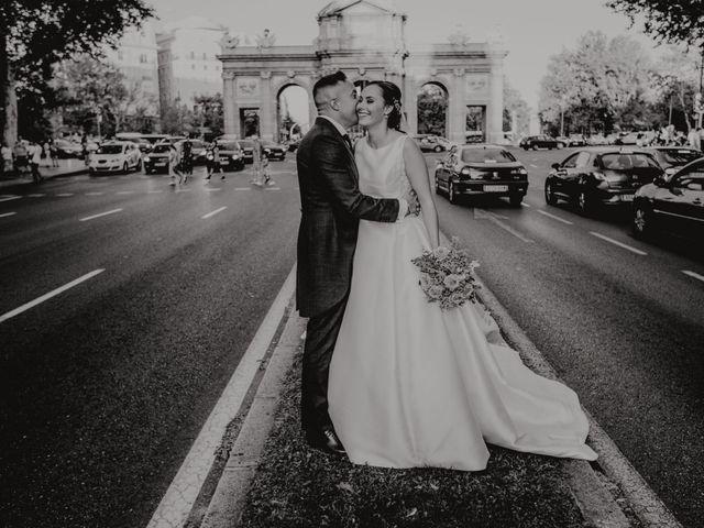 La boda de Javi y Anna en Madrid, Madrid 161