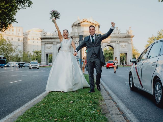 La boda de Javi y Anna en Madrid, Madrid 162