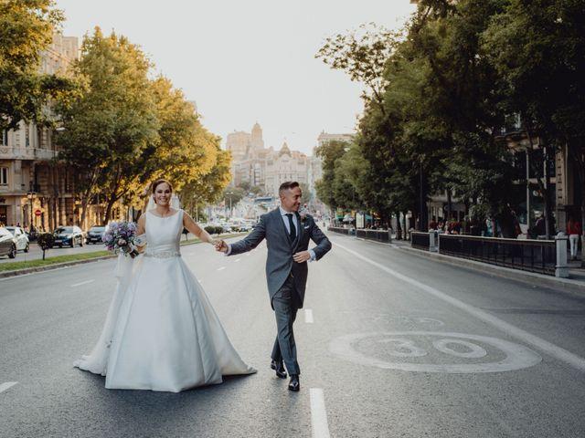 La boda de Javi y Anna en Madrid, Madrid 164