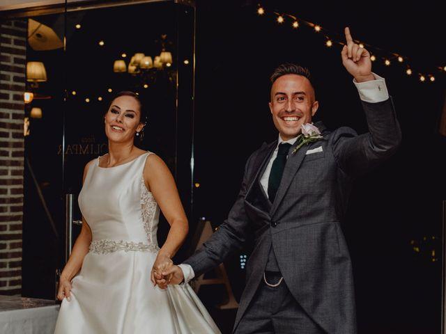 La boda de Javi y Anna en Madrid, Madrid 184