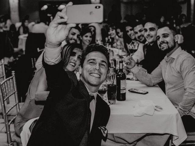 La boda de Javi y Anna en Madrid, Madrid 199