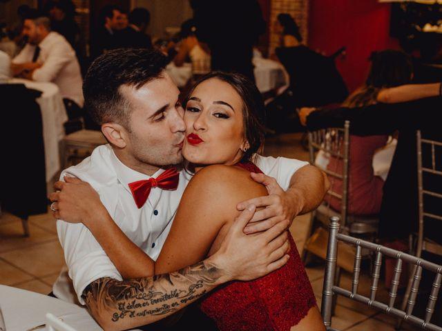 La boda de Javi y Anna en Madrid, Madrid 200