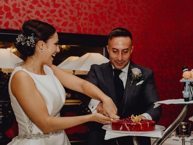 La boda de Javi y Anna en Madrid, Madrid 202