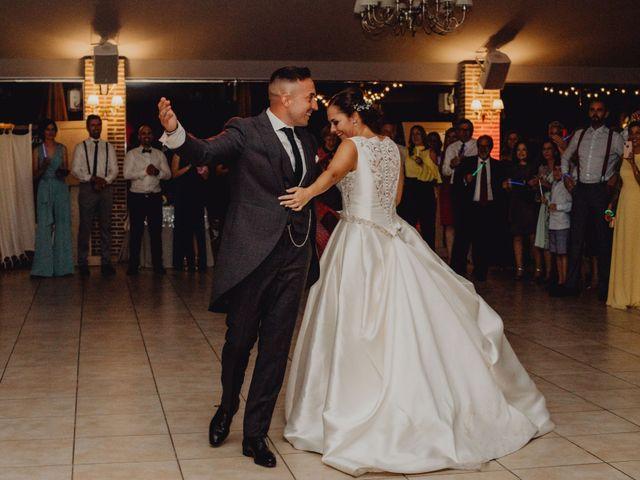 La boda de Javi y Anna en Madrid, Madrid 218