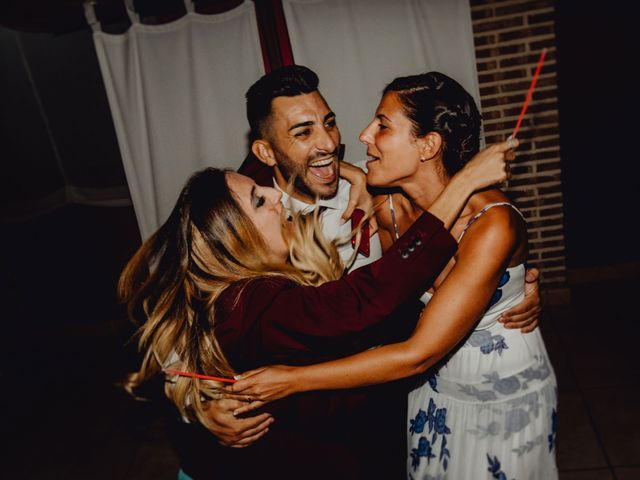 La boda de Javi y Anna en Madrid, Madrid 225