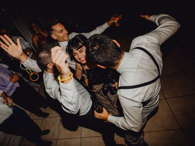 La boda de Javi y Anna en Madrid, Madrid 240
