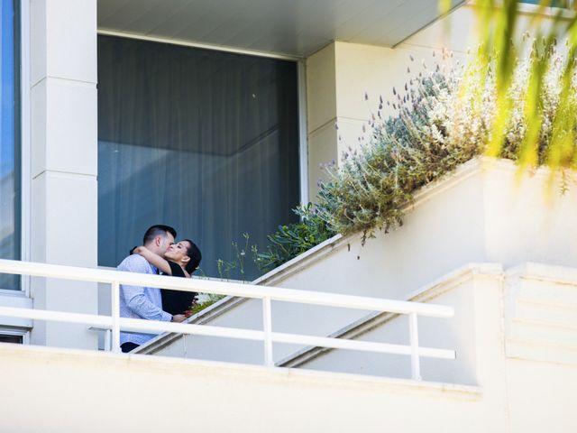 La boda de Angel y Montse en Salou, Tarragona 1