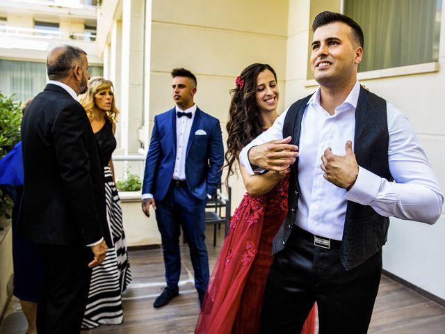 La boda de Angel y Montse en Salou, Tarragona 3