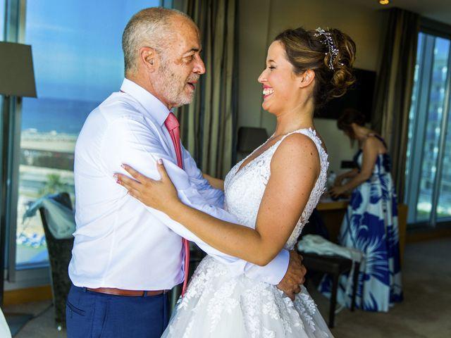 La boda de Angel y Montse en Salou, Tarragona 18