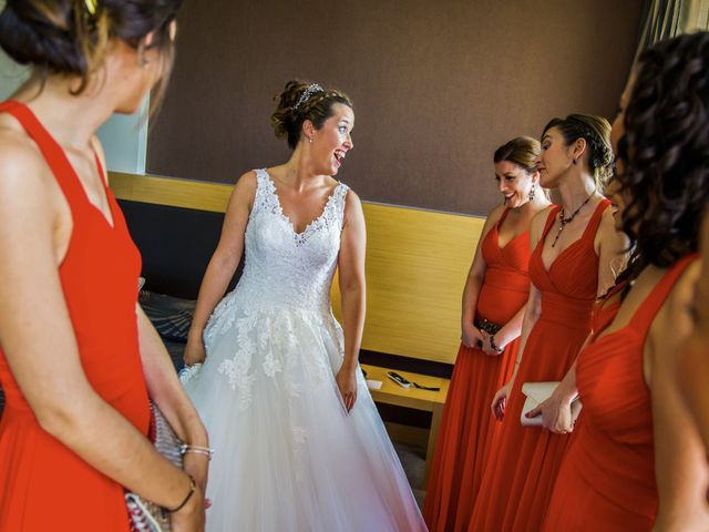 La boda de Angel y Montse en Salou, Tarragona 22