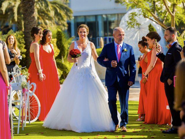 La boda de Angel y Montse en Salou, Tarragona 32