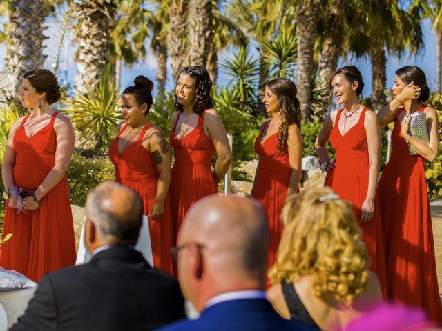 La boda de Angel y Montse en Salou, Tarragona 33