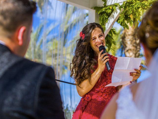 La boda de Angel y Montse en Salou, Tarragona 35