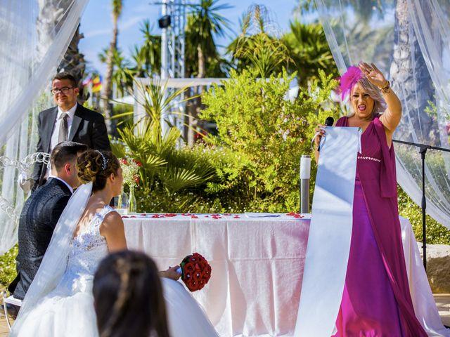 La boda de Angel y Montse en Salou, Tarragona 37