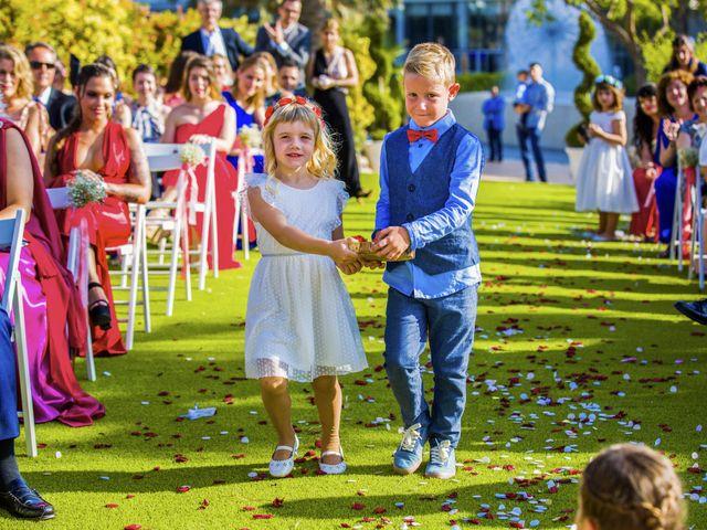 La boda de Angel y Montse en Salou, Tarragona 40