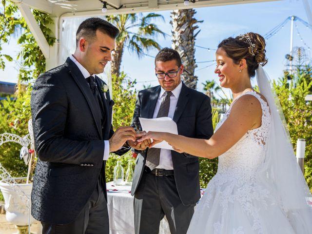 La boda de Angel y Montse en Salou, Tarragona 42