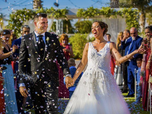 La boda de Montse y Angel
