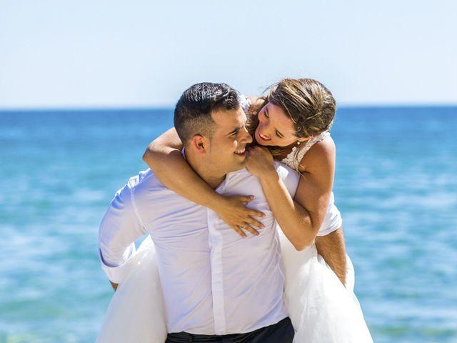 La boda de Angel y Montse en Salou, Tarragona 86